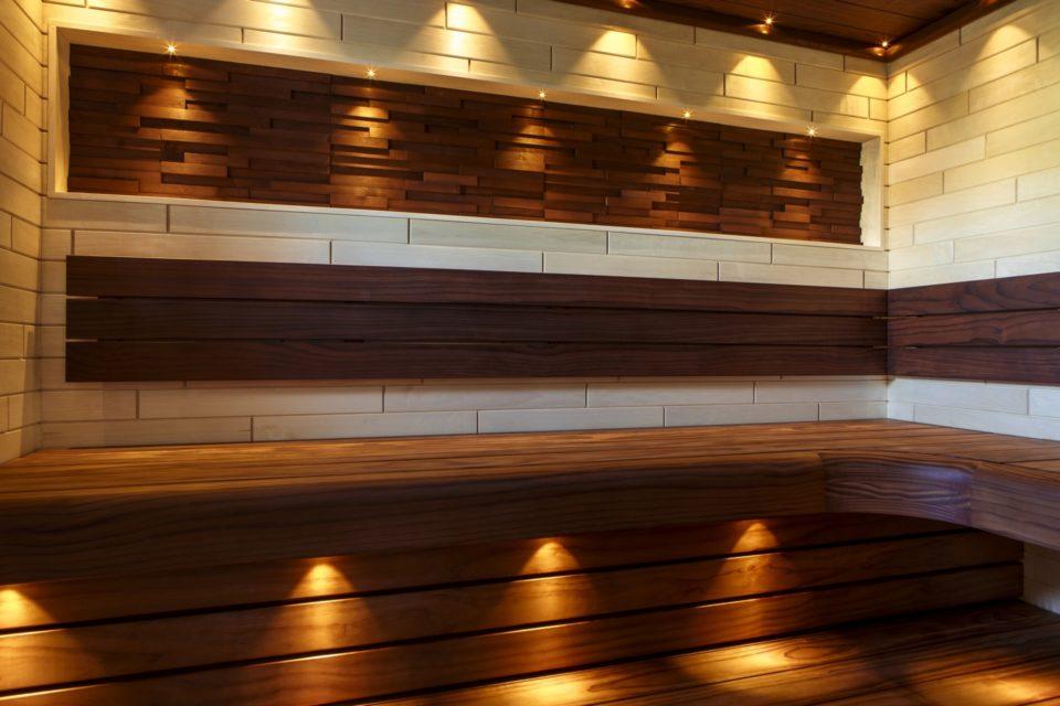 Sauna nach Mass Auroom Modern