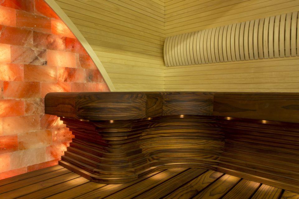 Sauna nach Mass RRV Auroom