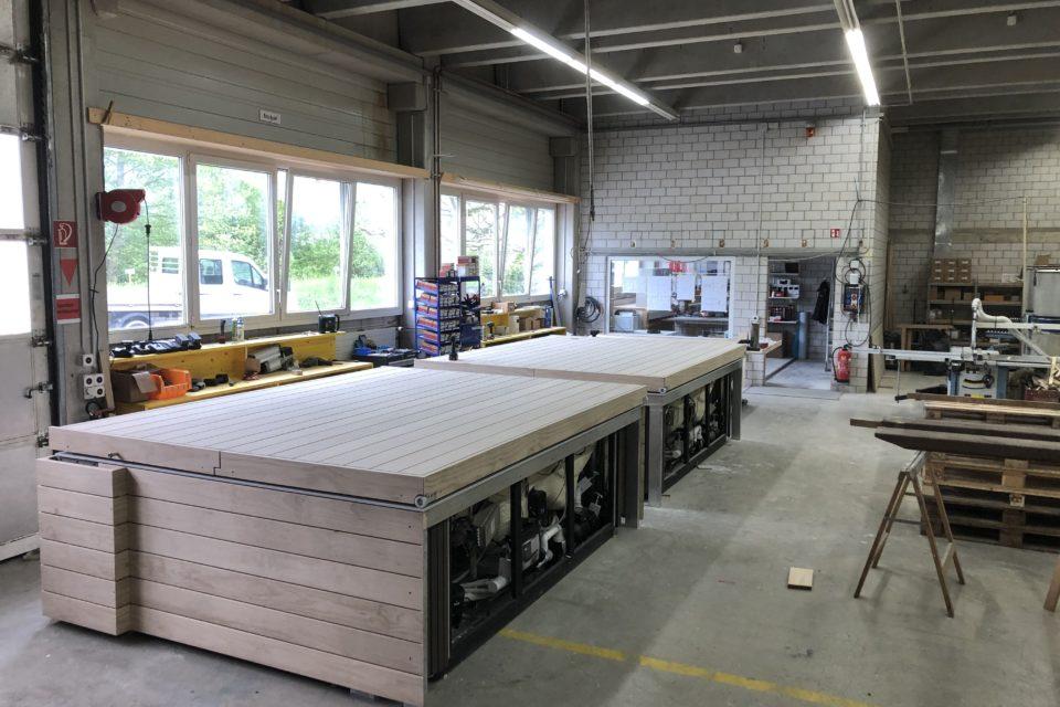 Produktion standort Schweiz Erlen RRV